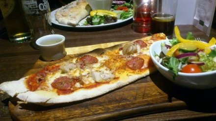 prezzo tre gusti light pizza